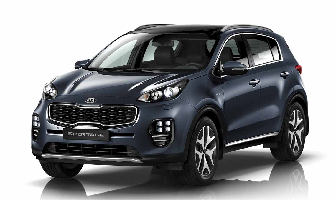 2017 Kia Sportage Pricing Features Edmunds 2017 2018
