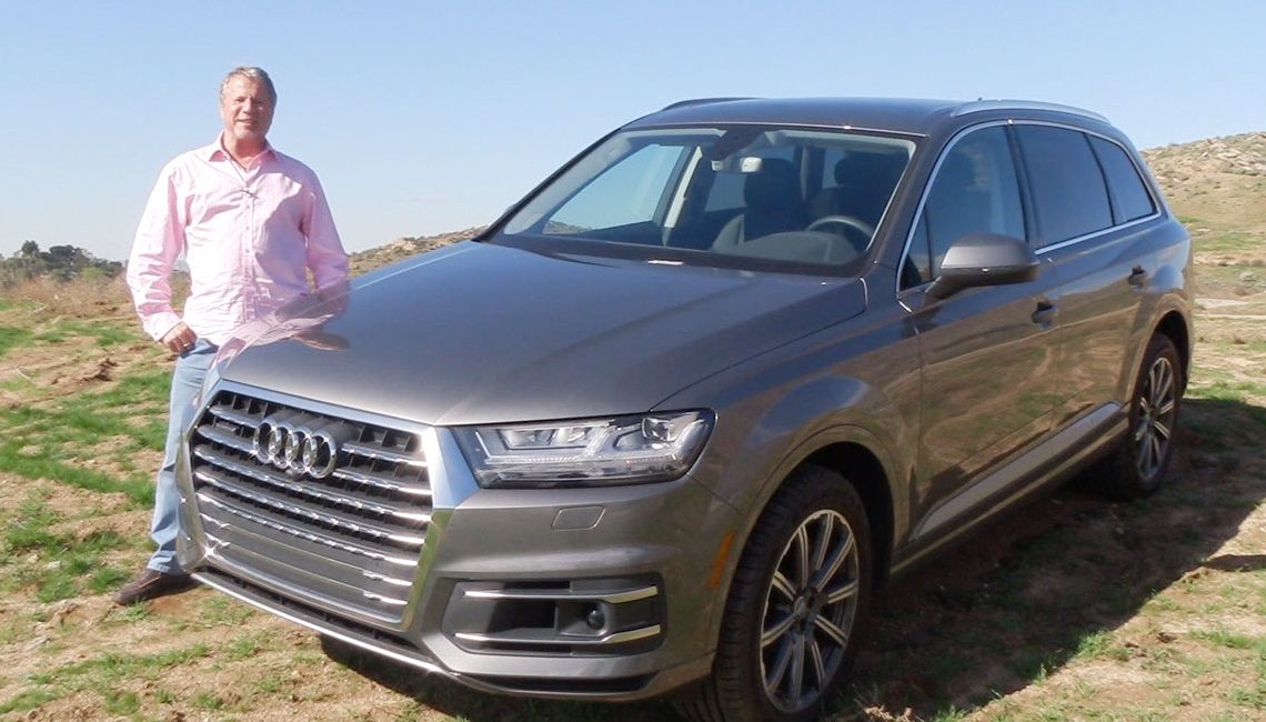 ALL NEW AUDI Q7 PRESENTADO POR JORGE KOECHLIN